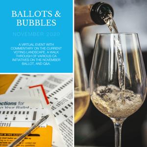 Ballots and Bubbles